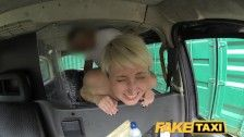 FakeTaxi - Girl will get two bum offers in in the future