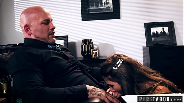 PURE TABOO Teen Secretary Won't Stop Affair With Married Boss