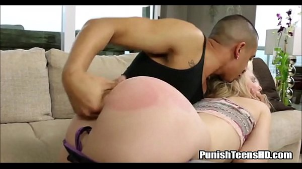 Teen Punished For What's In Her Diary - PunishTeensHD.com